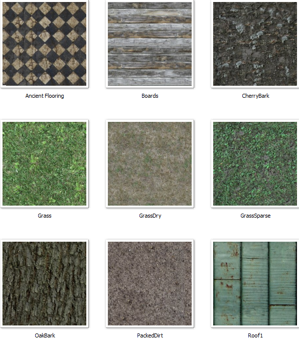 Dim's enviromental and architectural textures | OpenGameArt org