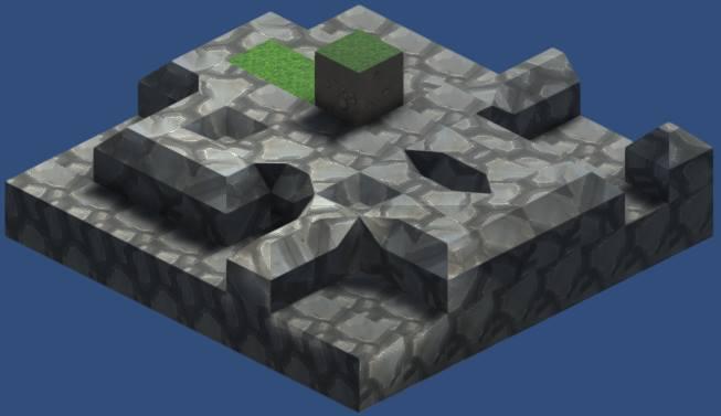 Simple Beveled 3D Tiles [FBX + Blender Files] | OpenGameArt org