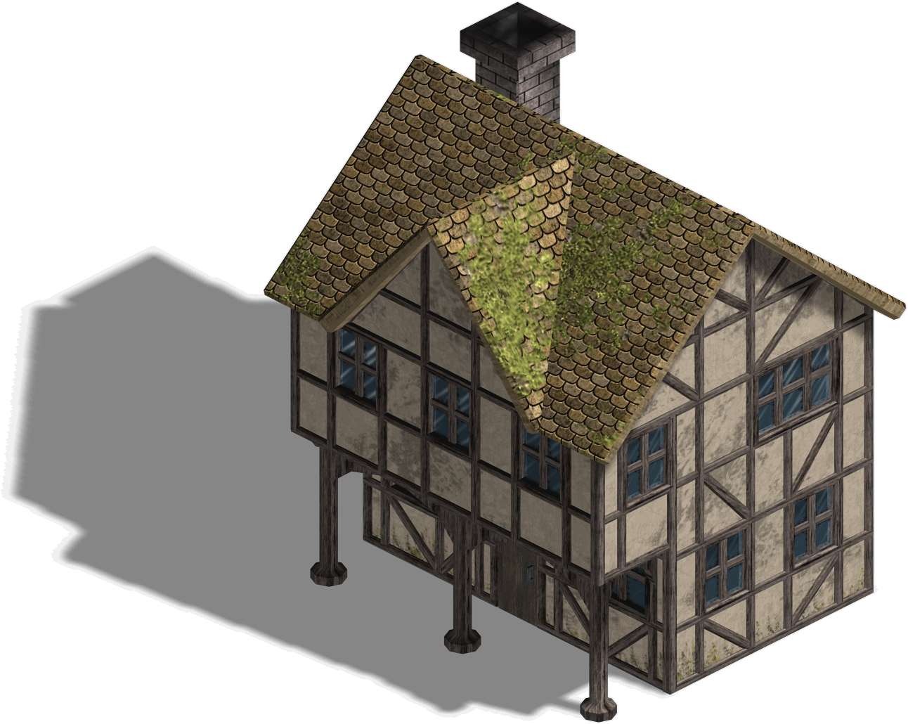 Medieval City Building Rts