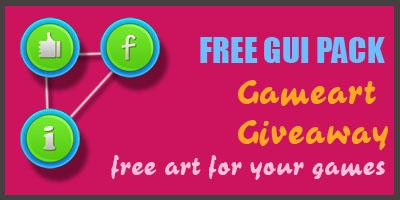 Free Cartoon Game GUI | OpenGameArt org