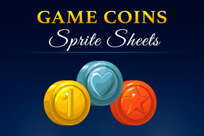 game coins sprite
