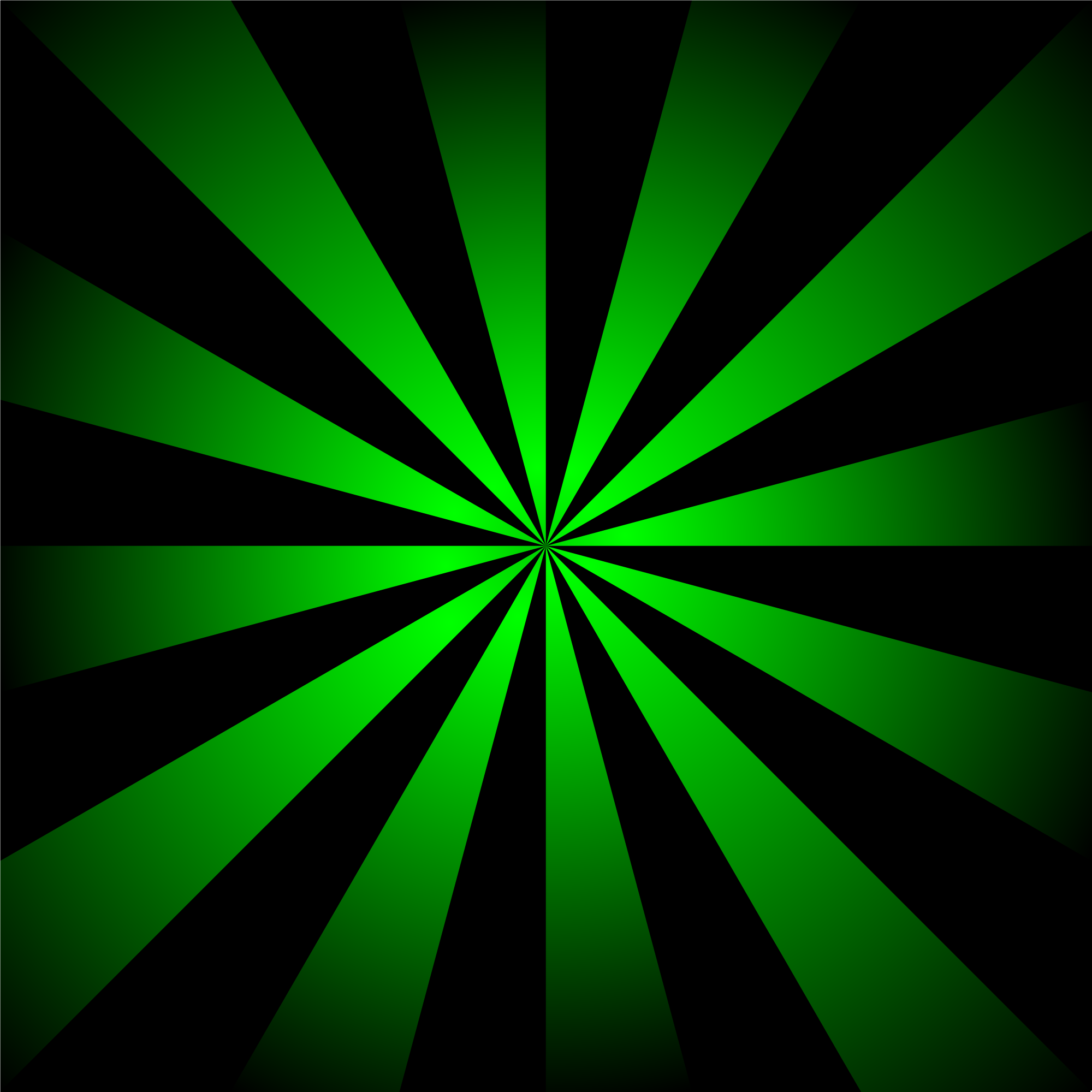 black and green  2000x2000
