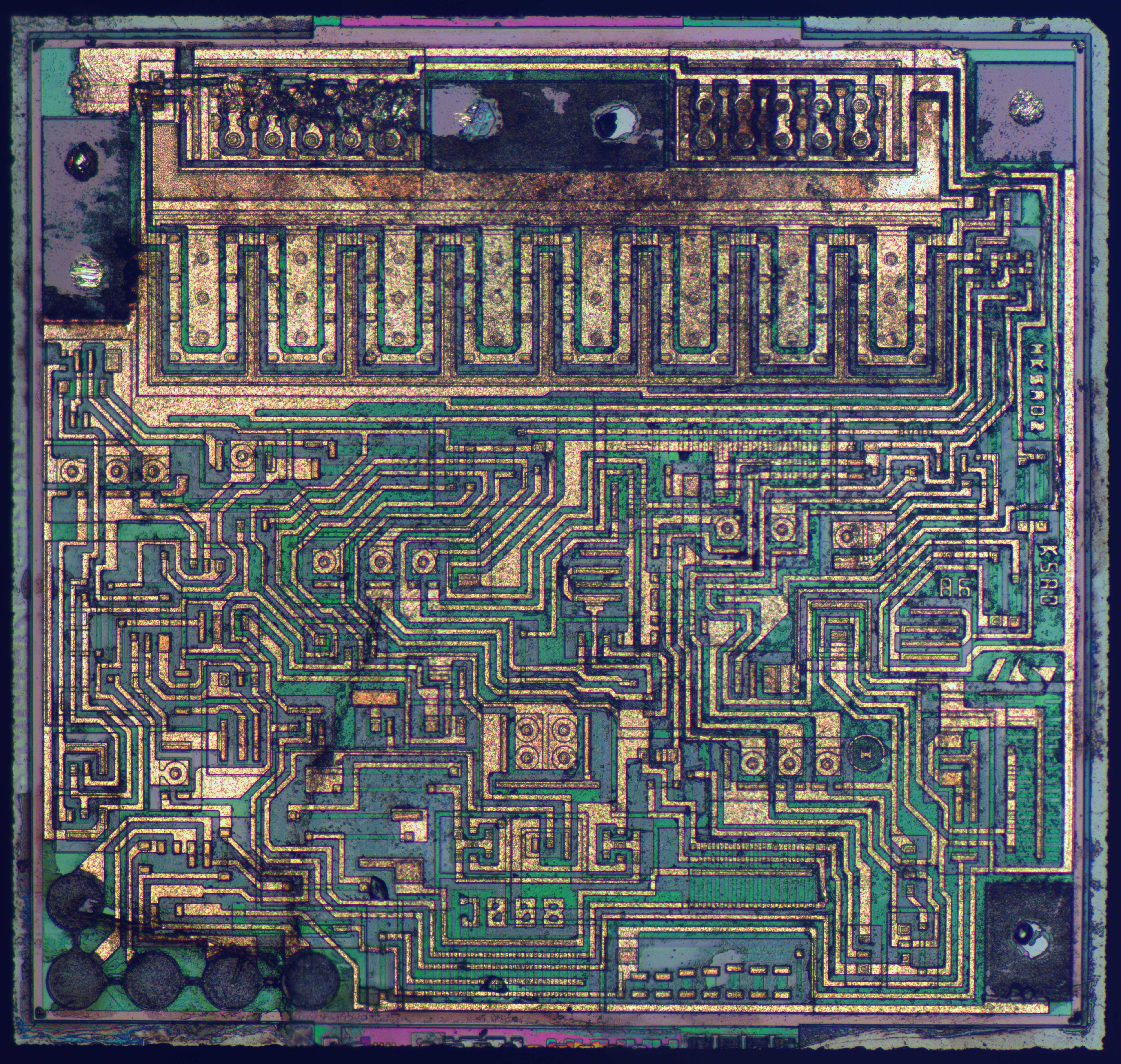 Microchip Texture Opengameart Org