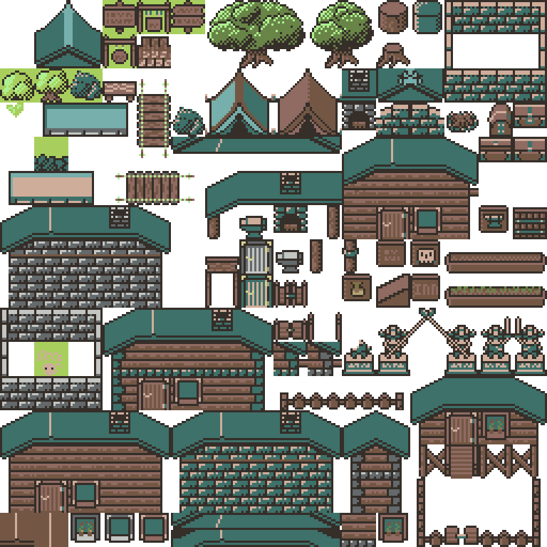 Rpg Maker Mv Free Tilesets