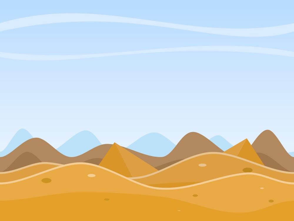 Cartoon Desert Scene Stock Illustrations – 2,228 Cartoon ...