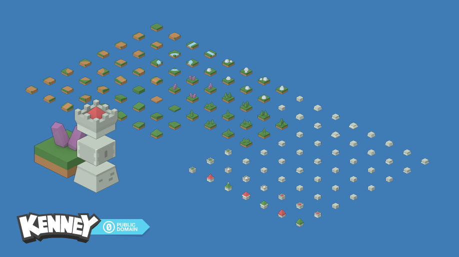 Tower Defense assets (isometric) | OpenGameArt org