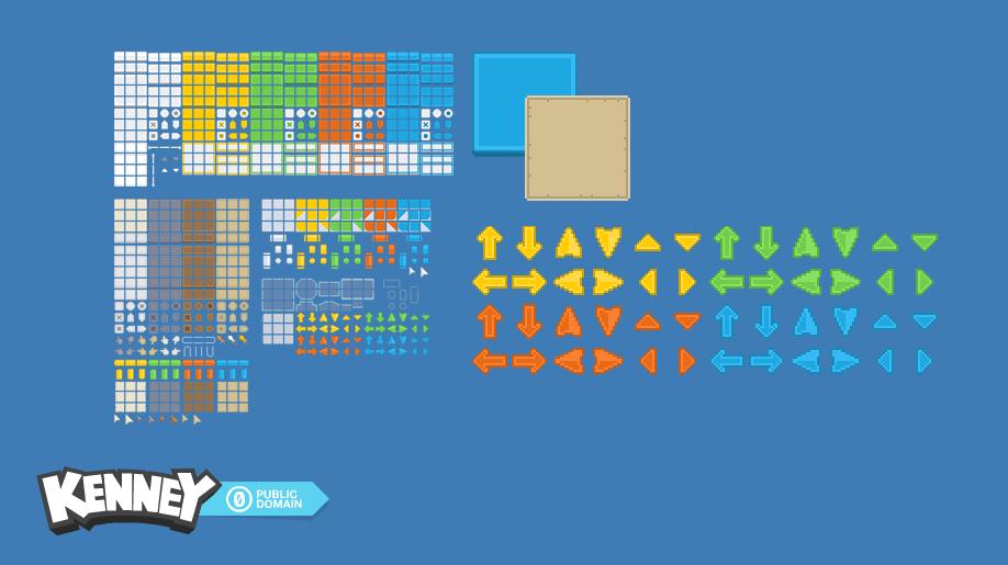 Ideas For Pixel Art Game Ui @KoolGadgetz.com