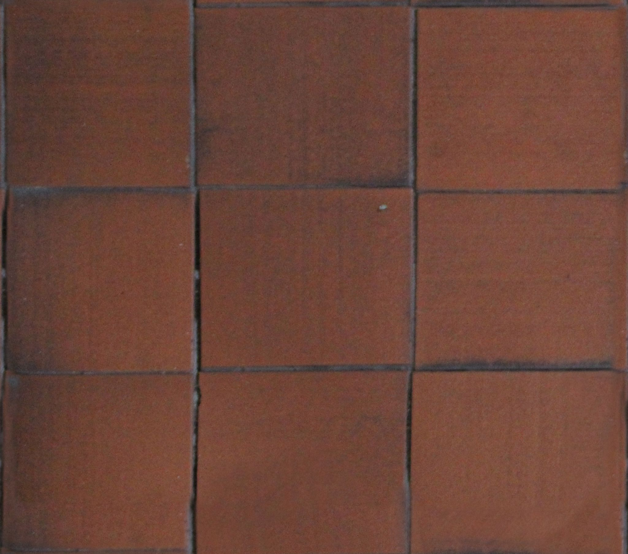 Paving Red Tiles Seamless Texture With Normalmap