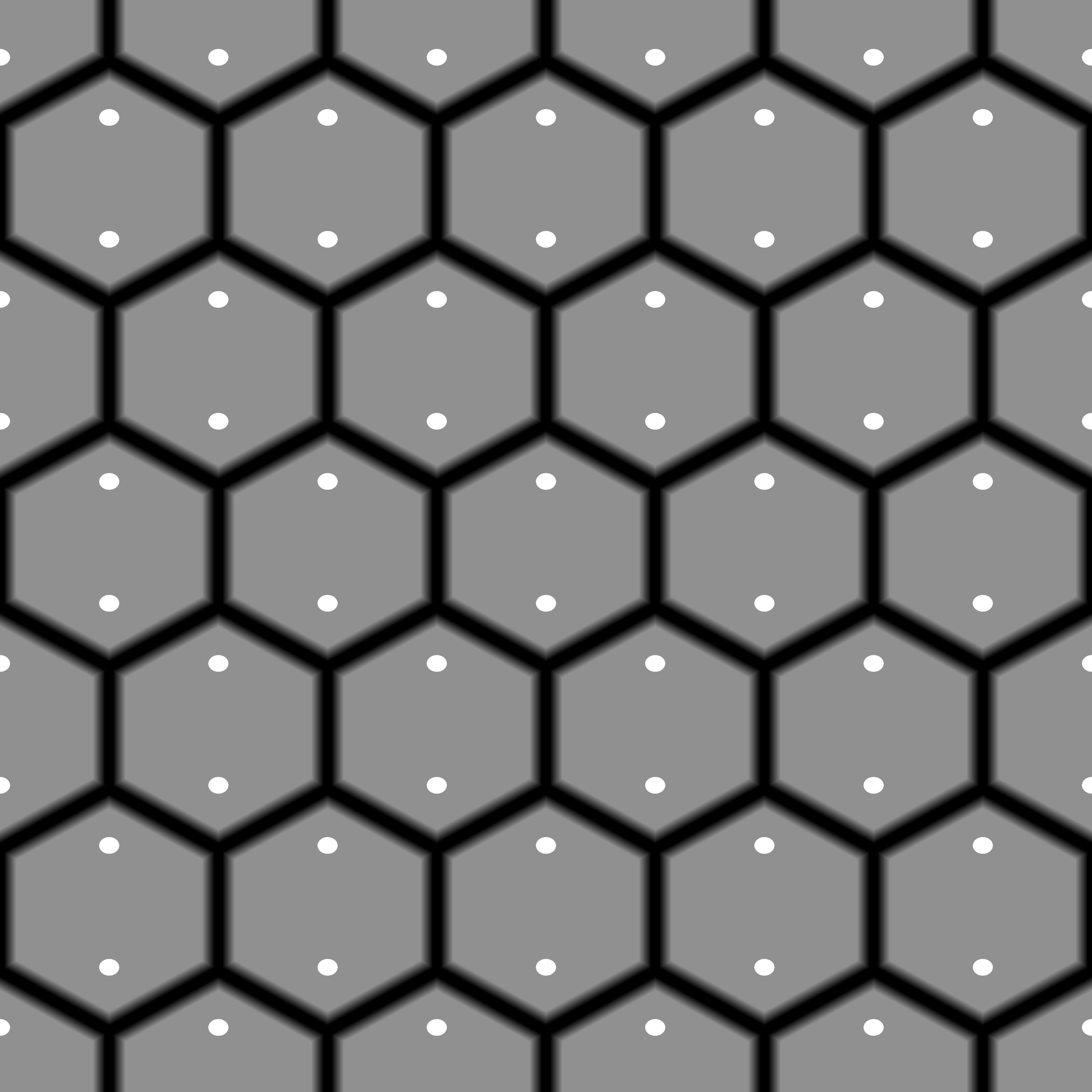 4096 Scifi Hex Tiles Pbr Texture Opengameart Org