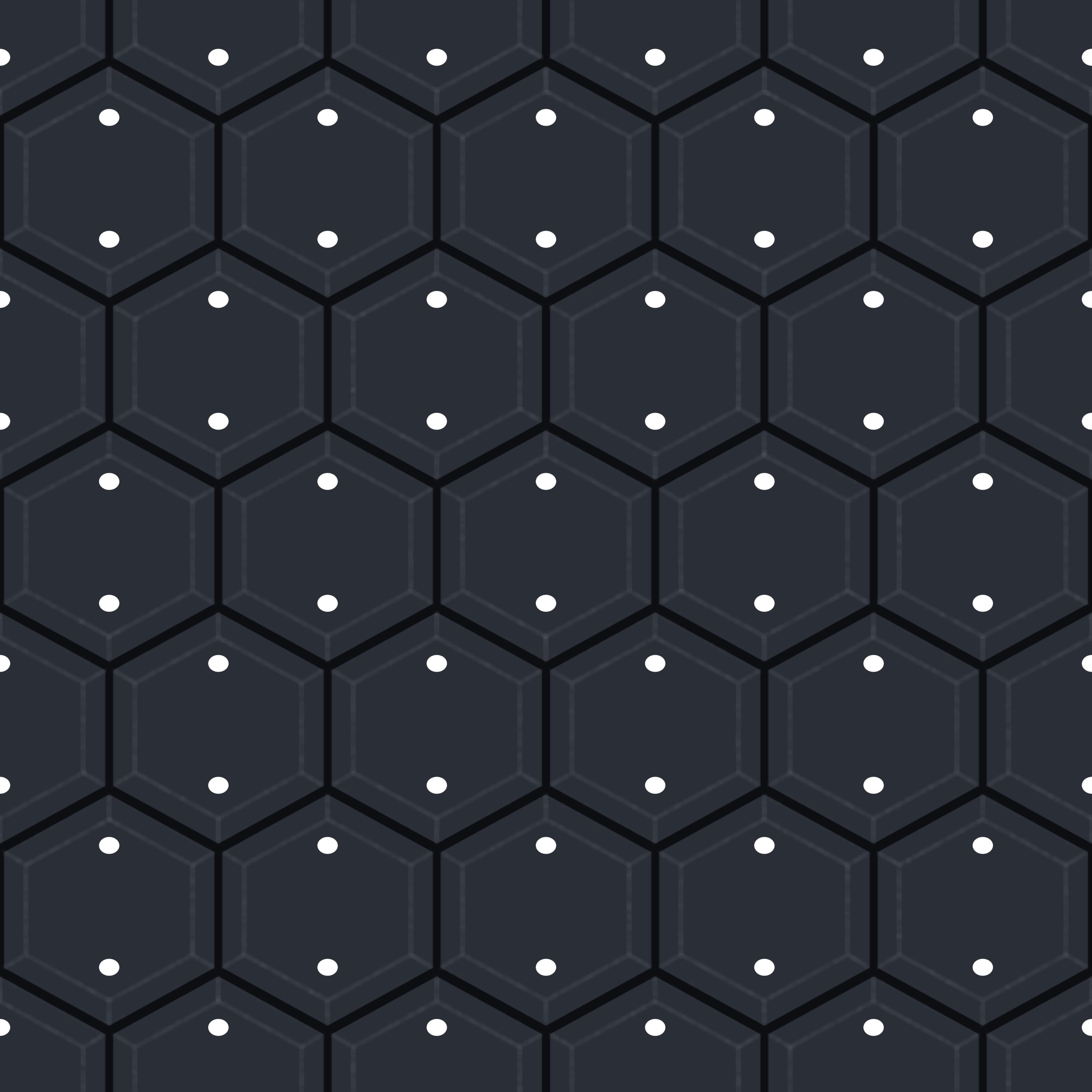 4096 Scifi Hex Tiles Pbr Texture Opengameart Org