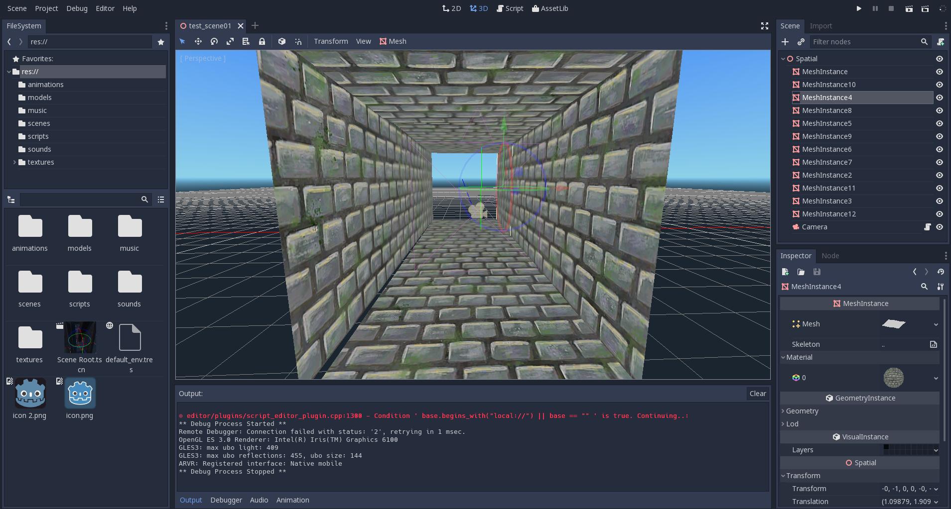 Godot 3 Tiled Movement Script | OpenGameArt org