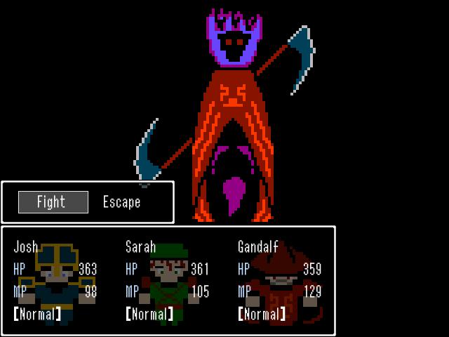 8-Bit Adventures RPG Game Art   OpenGameArt org