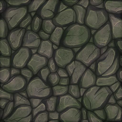 Handpainted Stone Floor Texture Opengameart Org
