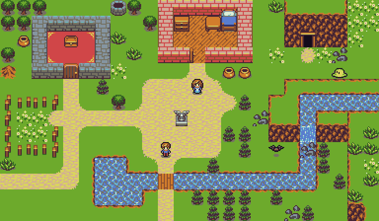 Creating a 2D Zelda Clone in Unity