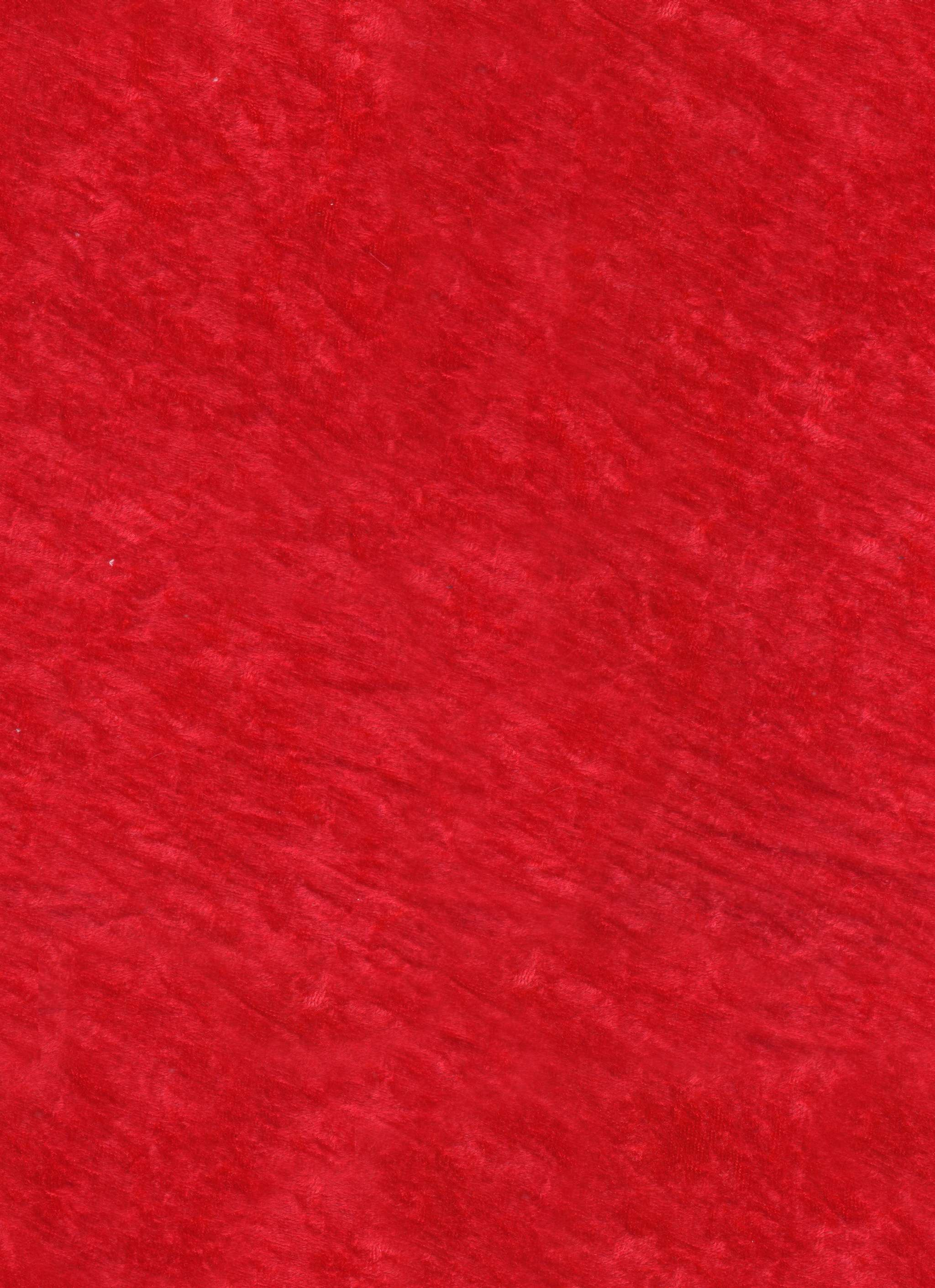 Fabric Velvet Red Seamless Texture With Normalmap