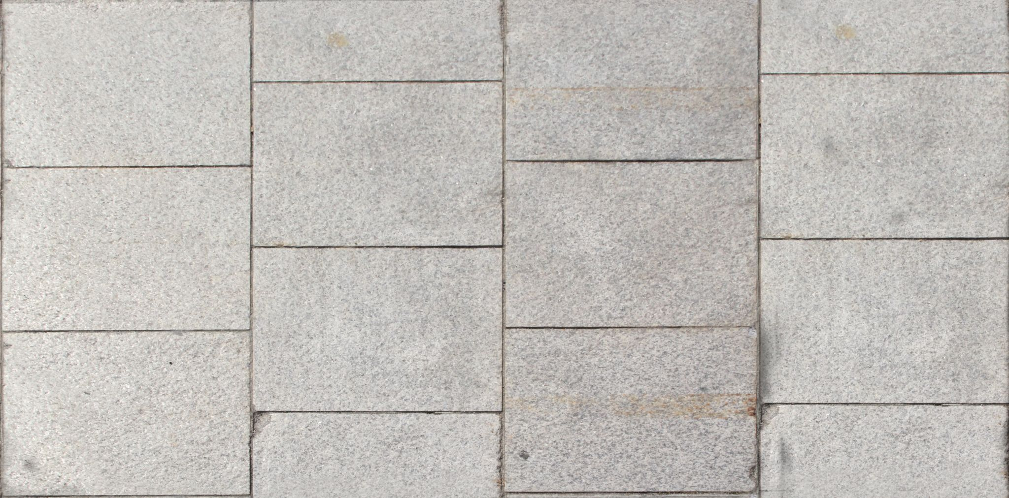 Paving White Slabs Seamless Texture With Normalmap