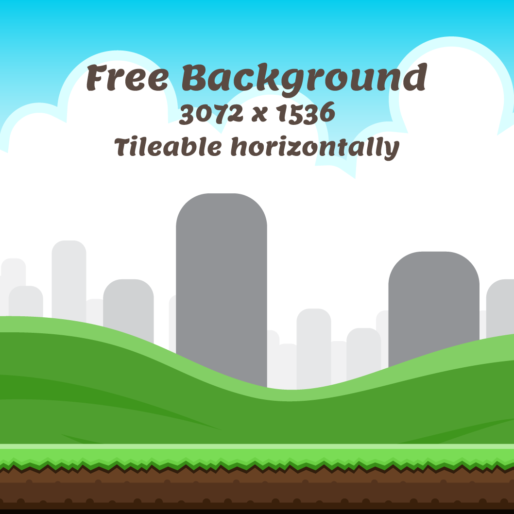 Bevouliin Free Game Background For Game Developers