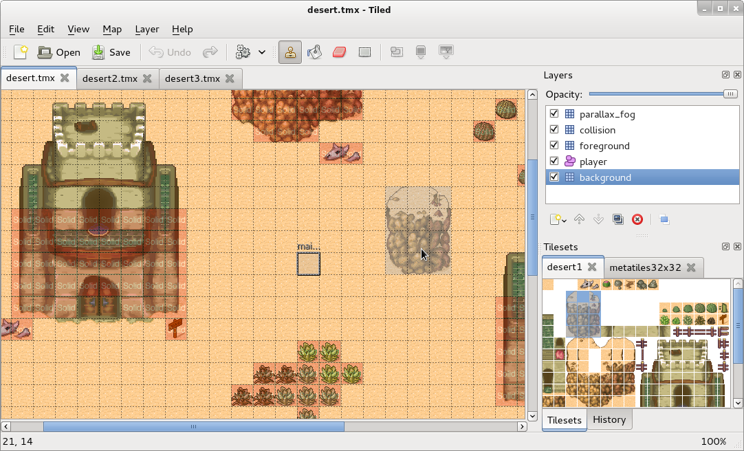BYOND Forums - Feature Requests - Map Editor overhaul