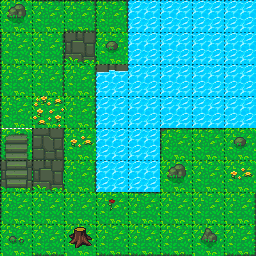 Basic map 32x32 by Ivan voirol | OpenGameArt org