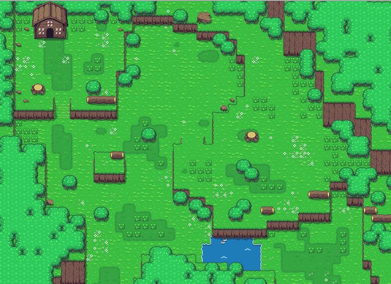 Zelda-like tilesets and sprites | OpenGameArt org