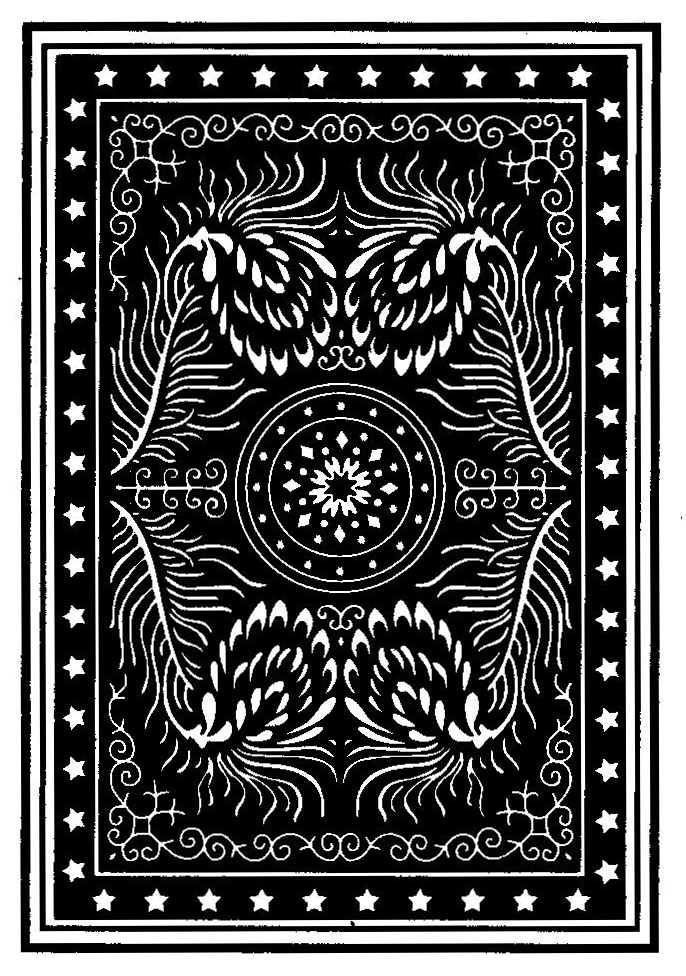 Colorful Poker Card Back   OpenGameArt.org