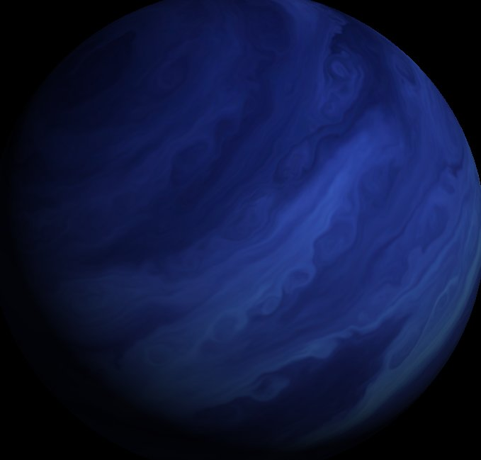 blue giant planet - photo #39
