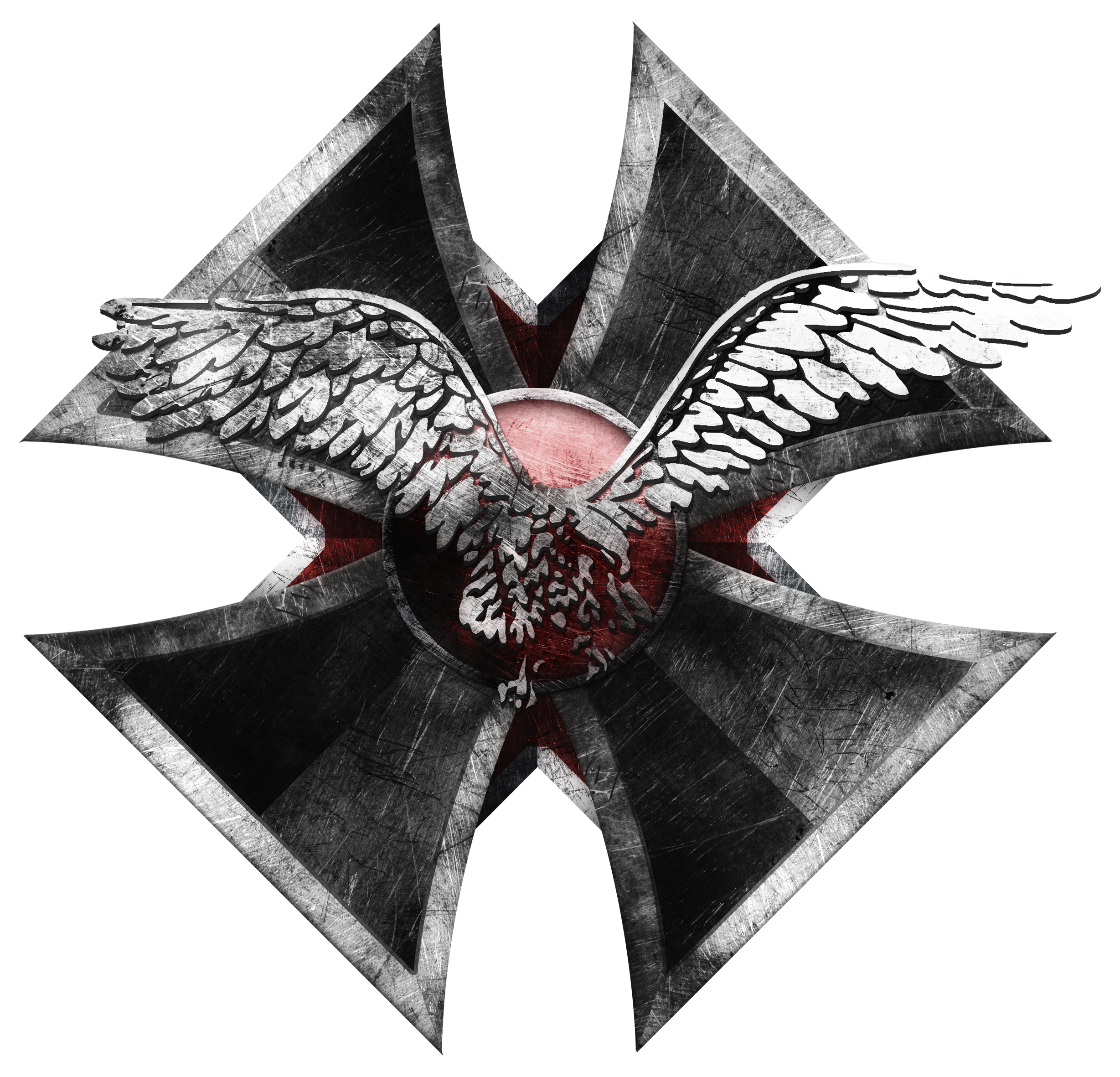 faction symbols allies amp axis opengameartorg