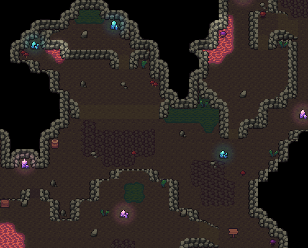 16x16 Game Assets