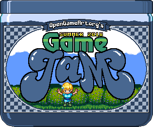 OpenGameArt Summer Game Jam #2