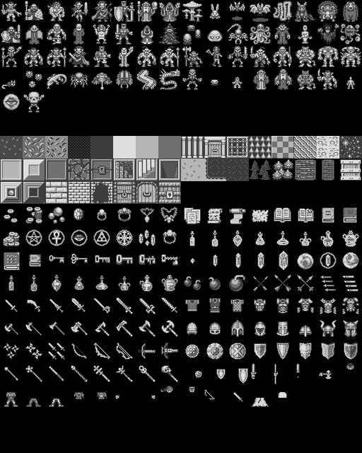 Most Design Ideas 32x32 Pixel Character Stills Movement