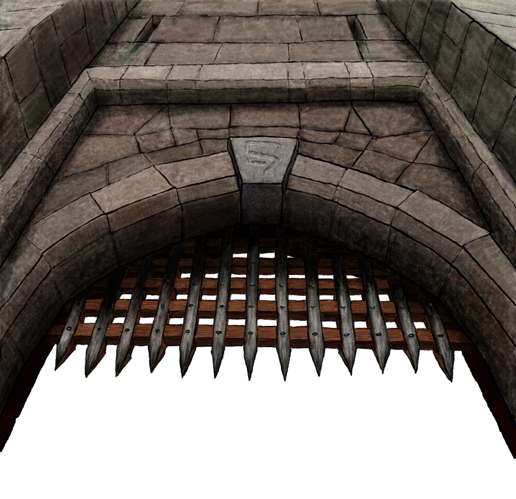 Castle Gate | OpenGameArt.org