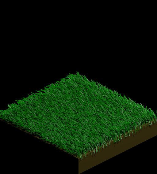 Isometric Grass Tile Opengameart Org