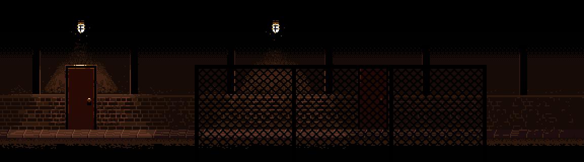Horror Tile Set Opengameart Org