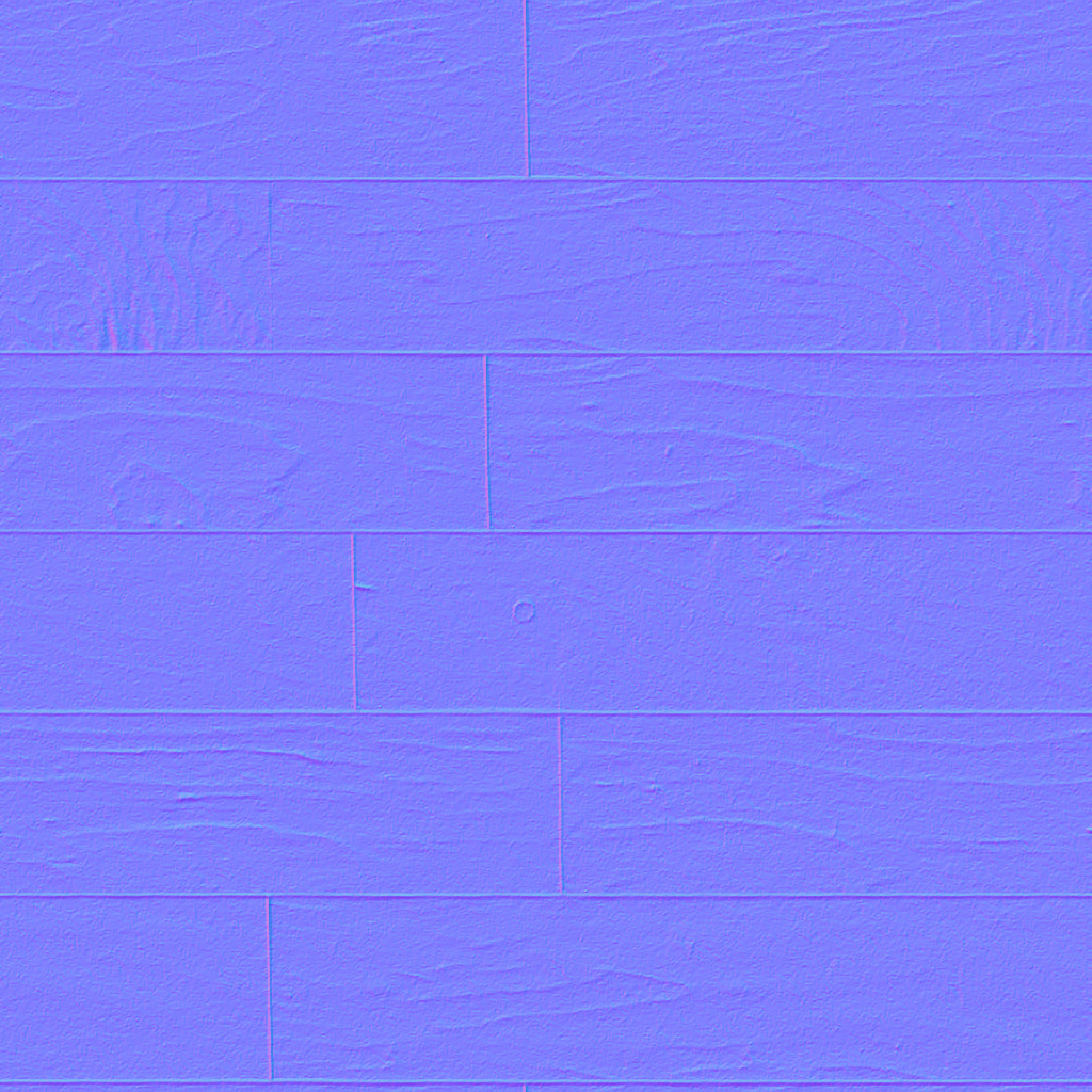 Tiling hardwood floor texture 1024x1024 for Floor normal map