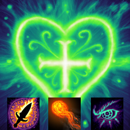 Painterly Spell Icons Part 1 Opengameart Org