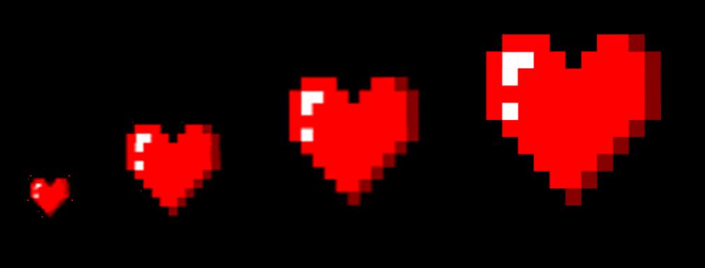 heart pixel art | OpenGameArt org