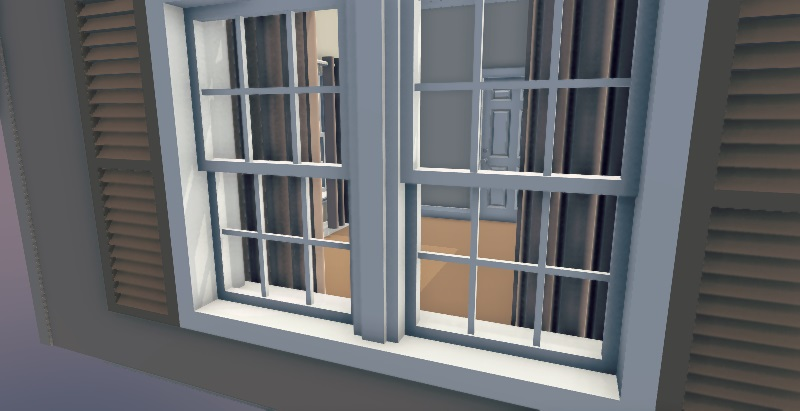 Modular House 3d Models Opengameartorg