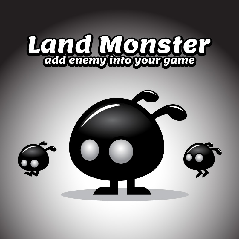 limbo land monster sprites