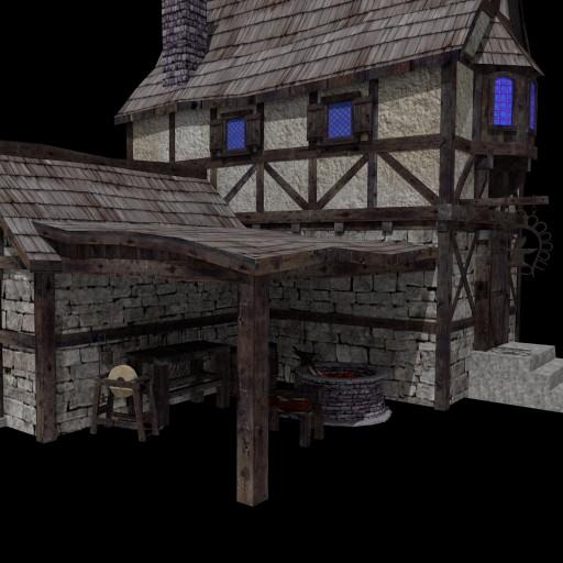 Medieval Blacksmith