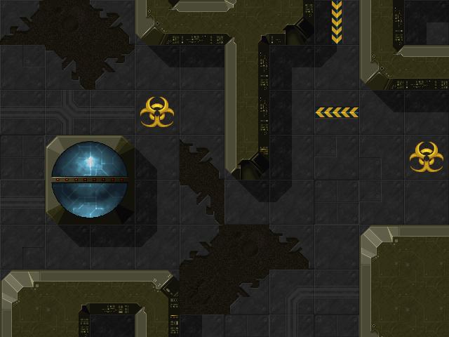 Alien Breed Esque Top Down Tilesheet Opengameart Org
