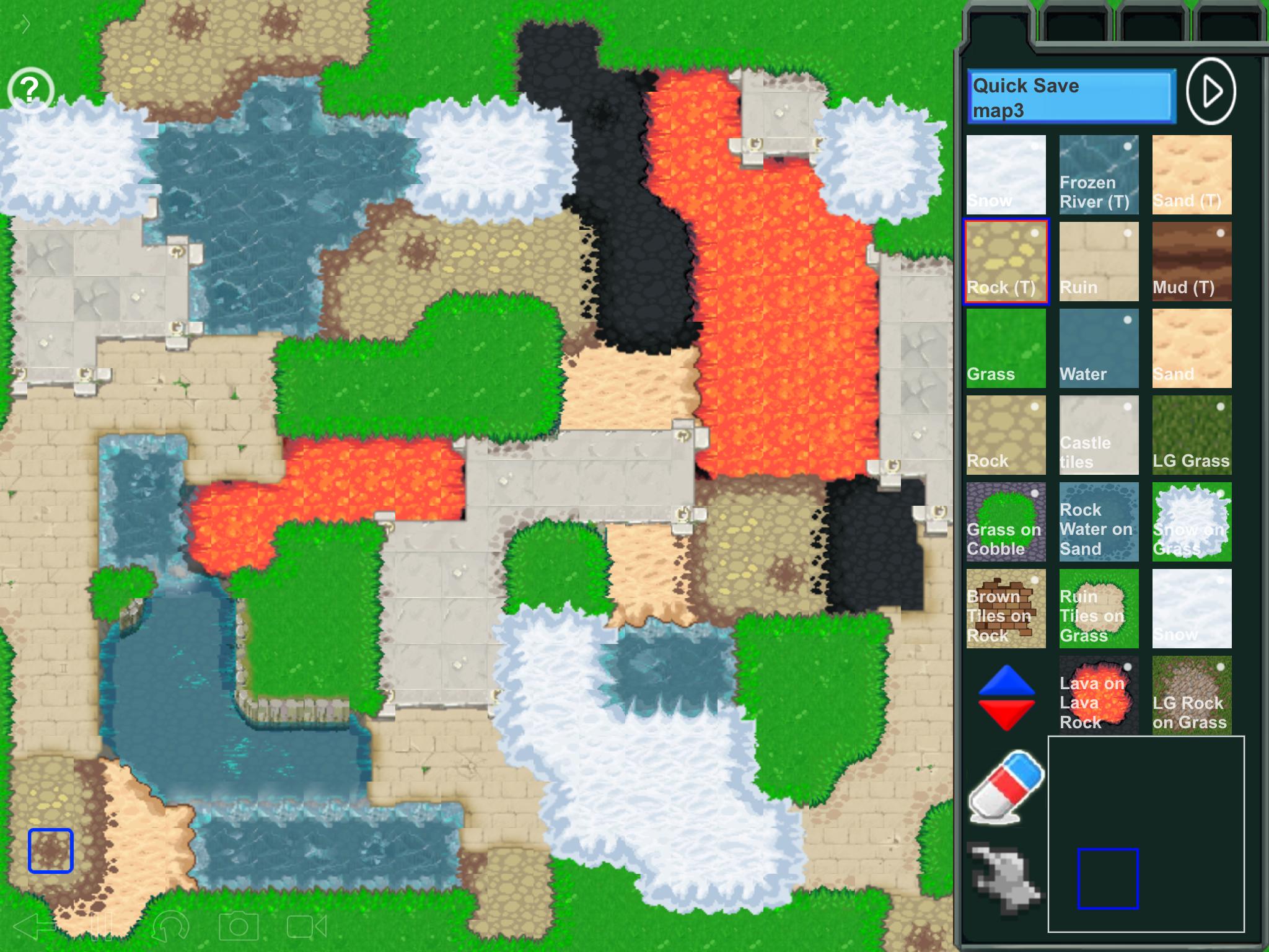 10,000 seamless LPC terrain tiles for terraforming | OpenGameArt org
