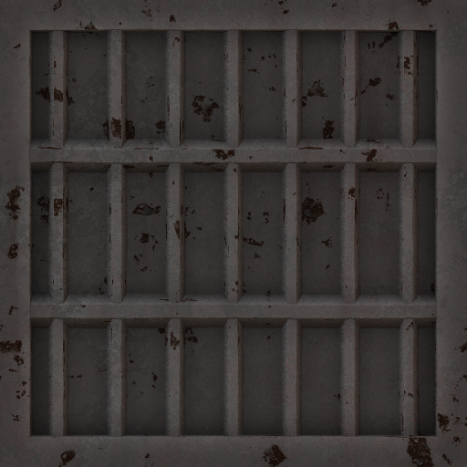 Scratched Metal Crate - metalbox_full.png | OpenGameArt.org