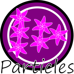 Particle Effect Button | OpenGameArt org
