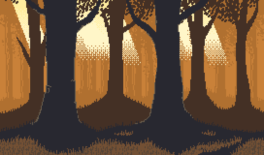 Forest Background | OpenGameArt.org