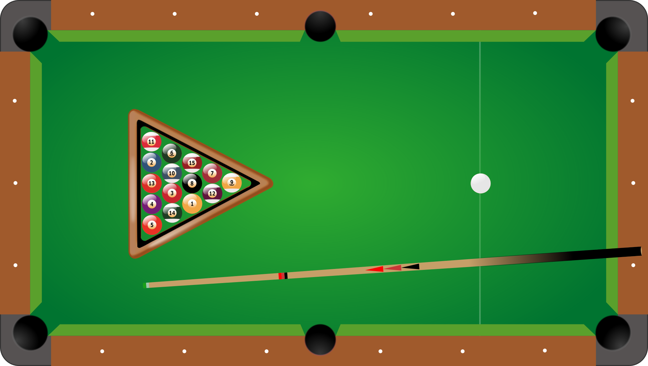 Ball Pool Assets OpenGameArtorg - Sports authority pool table