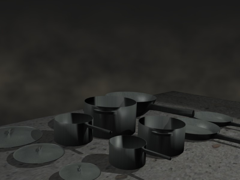 pots and pans pack. Black Bedroom Furniture Sets. Home Design Ideas