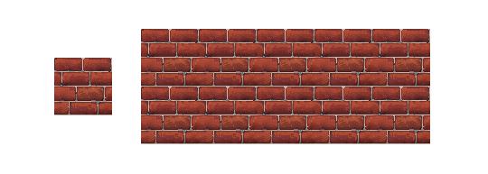 Bricks Tiled Texture 64x64 Opengameart Org