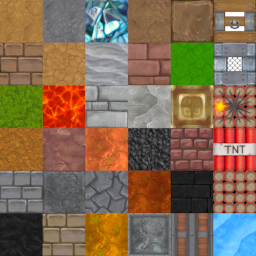 Big Pack Of Hand Painted Tiling Textures Opengameart Org