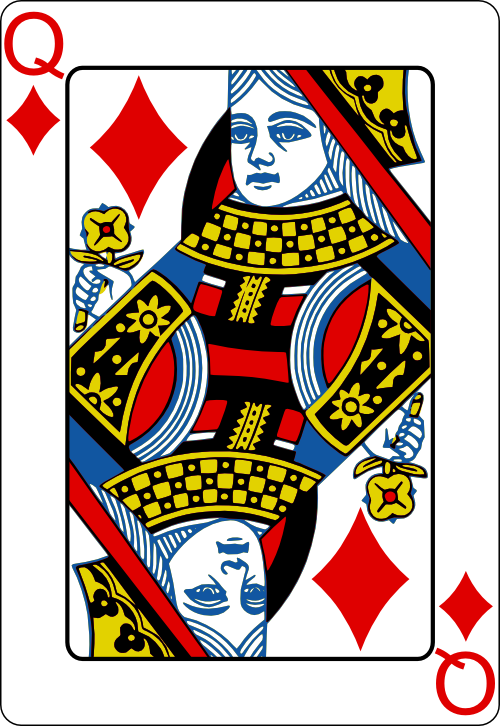 Playing Cards (Vector & PNG)