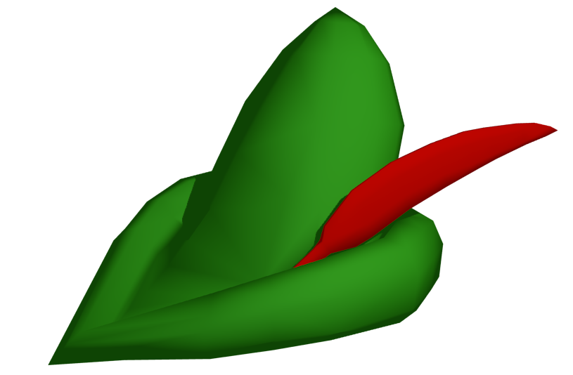 Robin Hood Hat Opengameart Org
